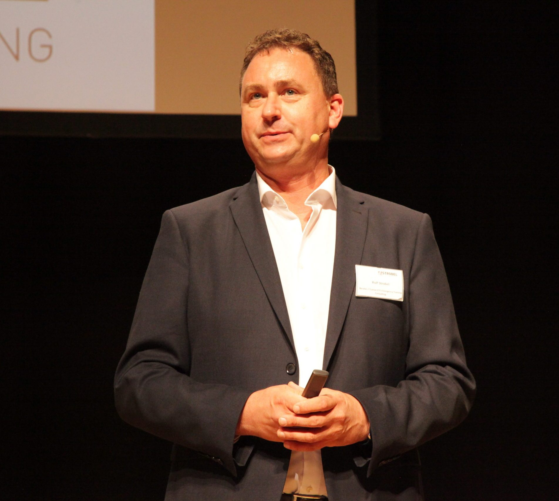 Rolf Strobel